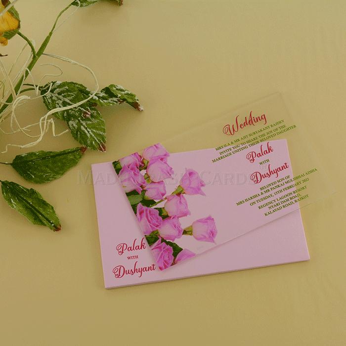 test Custom Wedding Cards - CZC-8868