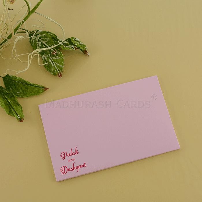 Custom Wedding Cards - CZC-8868 - 3