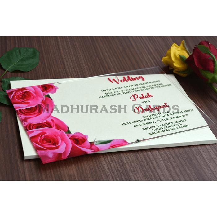 Personalized Single Invites - PSI-8861 - 3
