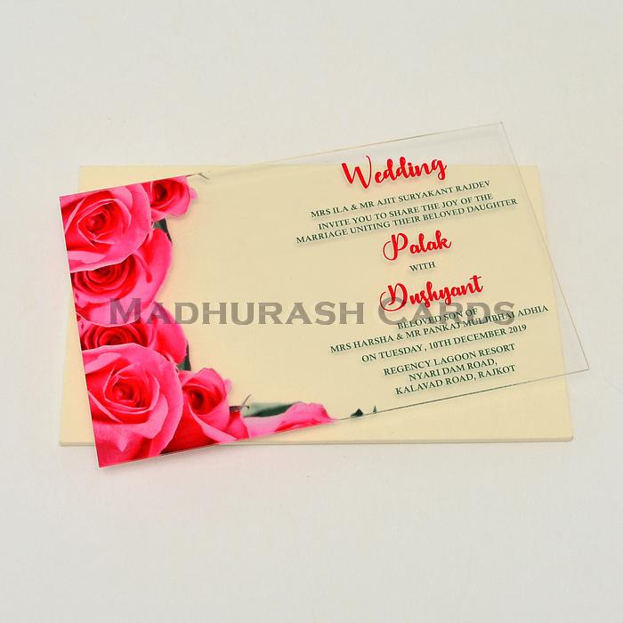 Personalized Single Invites - PSI-8861 - 4