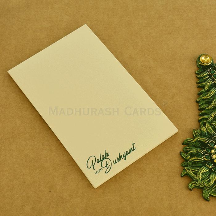 Custom Wedding Cards - CZC-8870 - 3