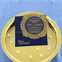 Acrylic Wedding Invites AWI-9161G