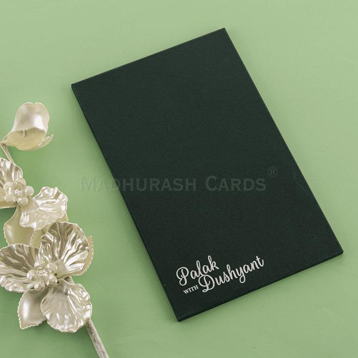 Custom Wedding Cards - CZC-9171W - 3