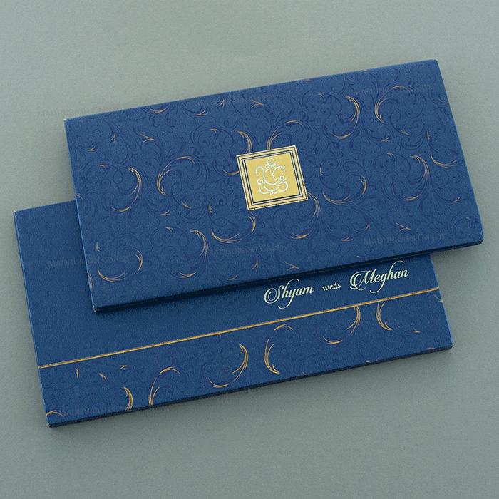 Hindu Wedding Cards - HWC-4020