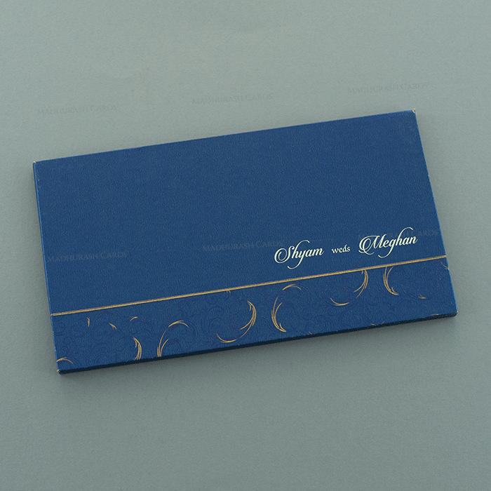 Hindu Wedding Cards - HWC-4020 - 3