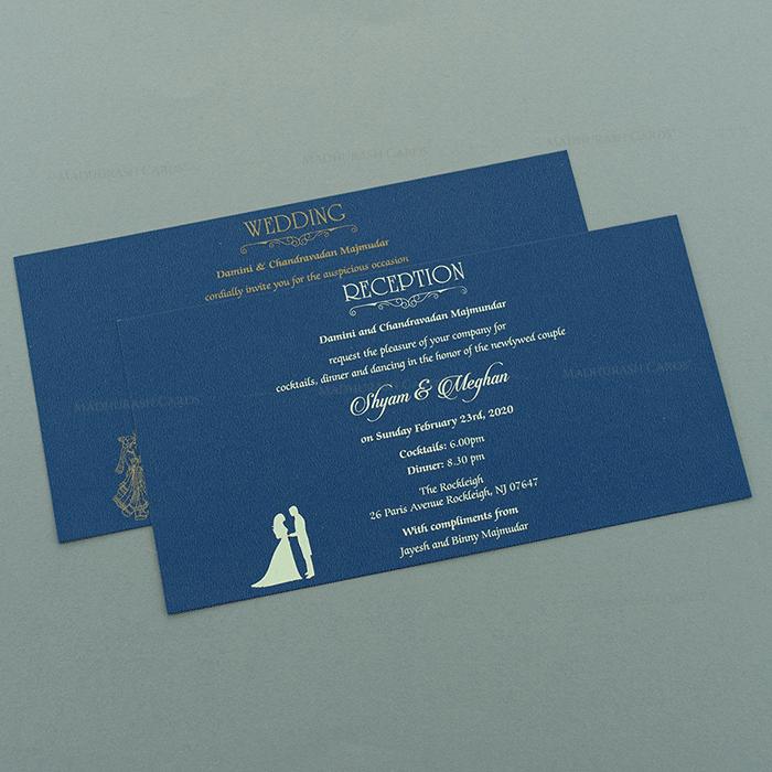 Hindu Wedding Cards - HWC-4020 - 4