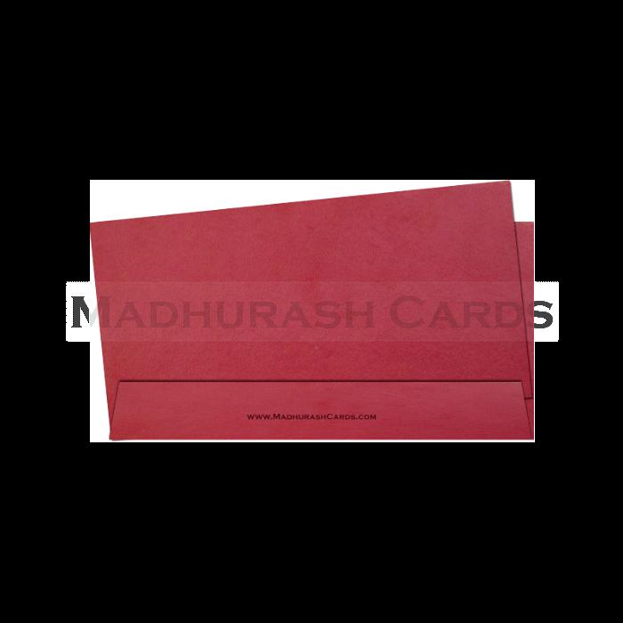 Christian Wedding Cards - CWI-4021I - 4
