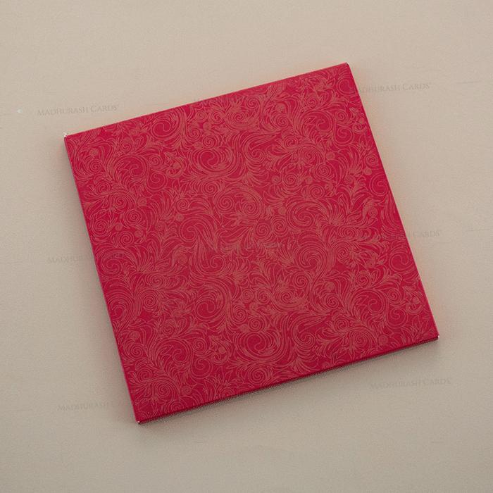 Hindu Wedding Cards - HWC-7003 - 3