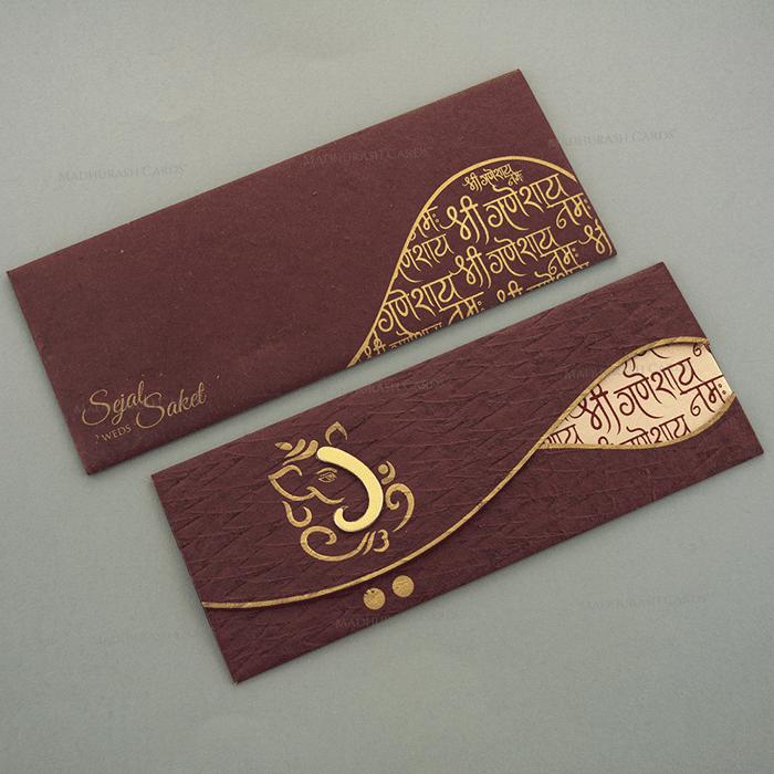 test Designer Wedding Cards - DWC-7126