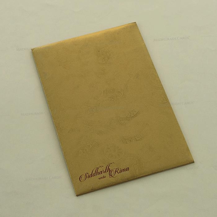 Fabric Wedding Cards - FWI-14127 - 3