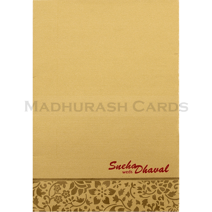 Bhagwat Saptah Cards - BSC-15075I - 3