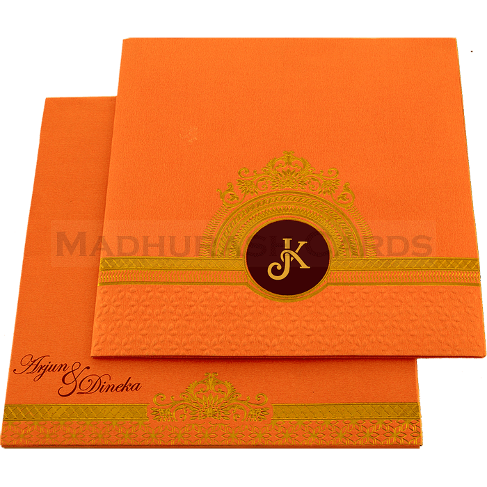 Muslim Wedding Cards - MWC-17134I