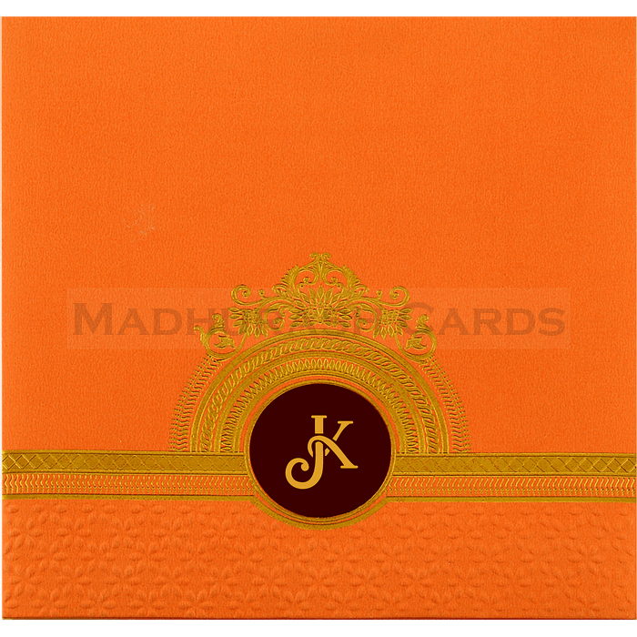 Muslim Wedding Cards - MWC-17134I - 3