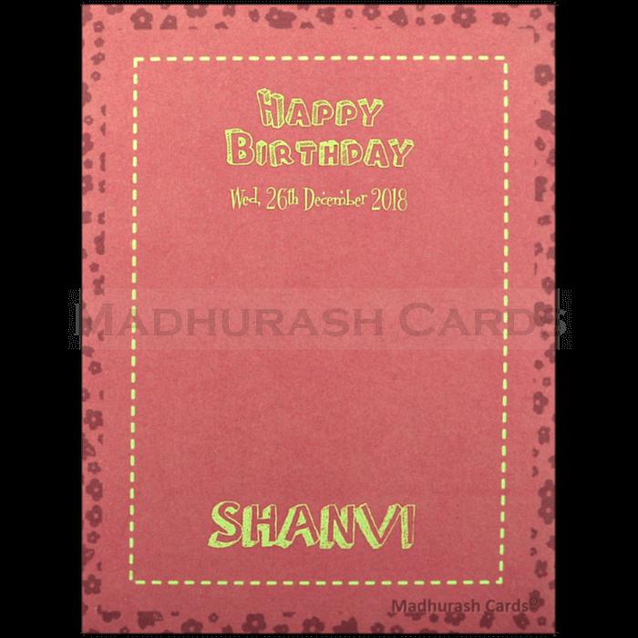 Bridal Shower Invitations - BSI-41 - 3