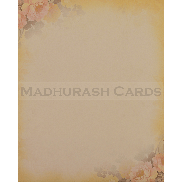 Hindu Wedding Cards - HWC-19069 - 3