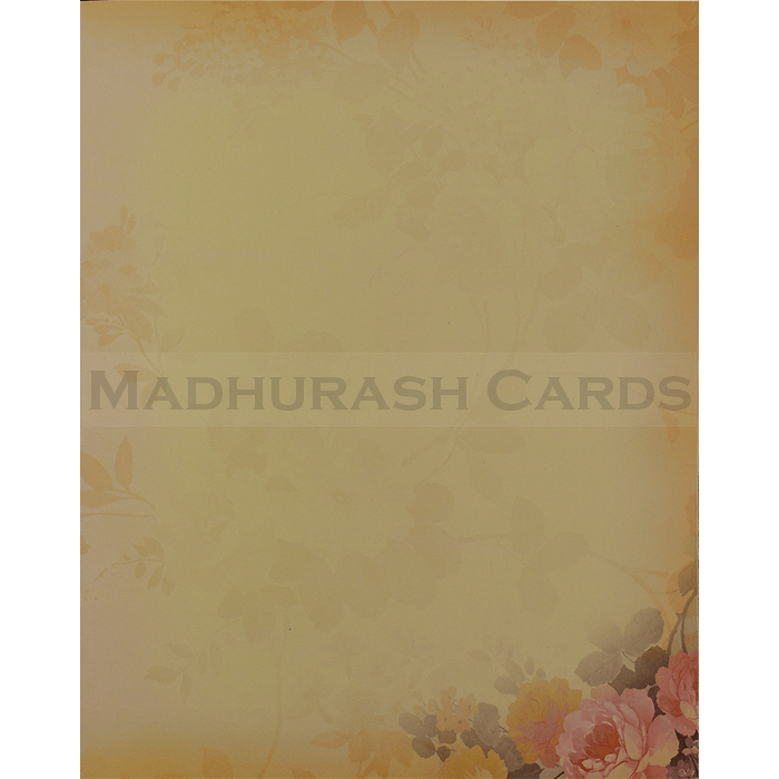 Hindu Wedding Cards - HWC-19069 - 5