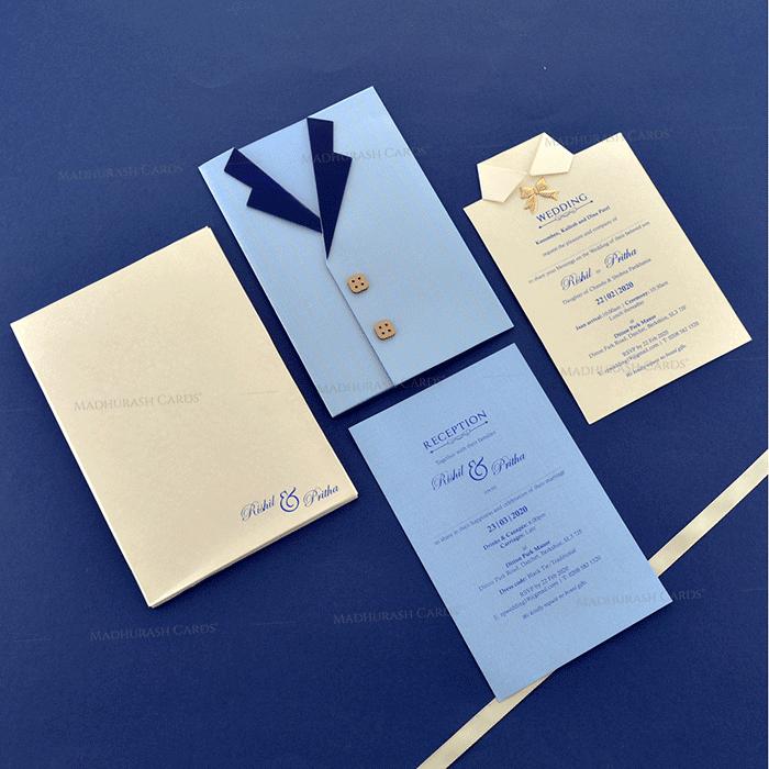 Christian Wedding Cards - CWI-19085 - 4