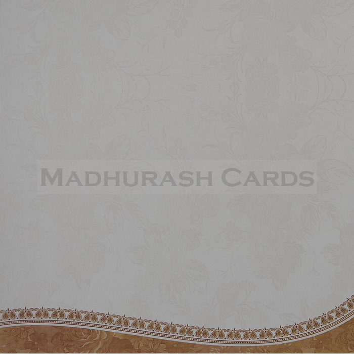 Hindu Wedding Cards - HWC-19108 - 4