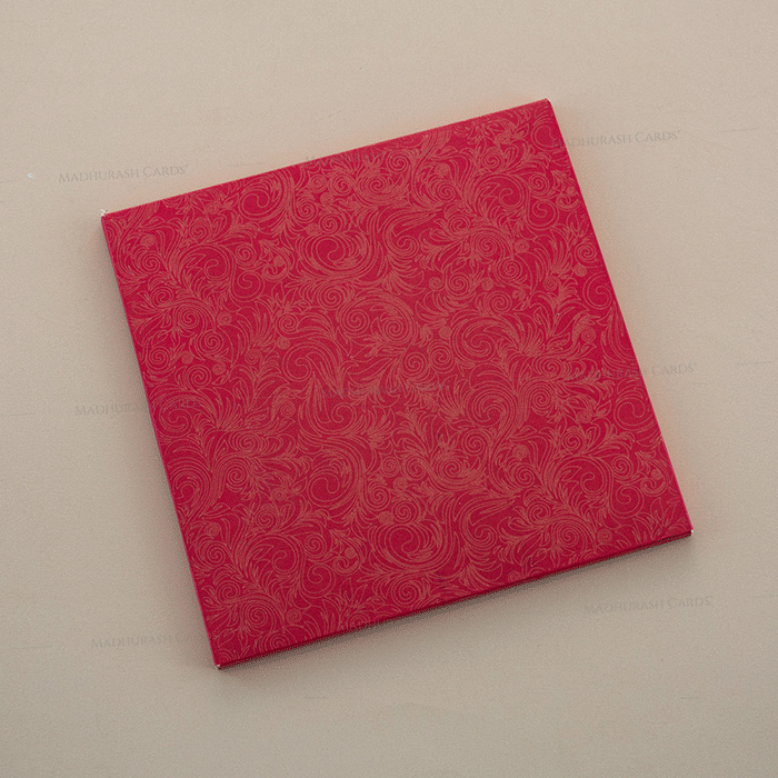 Fabric Wedding Cards - FWI-7003 - 3