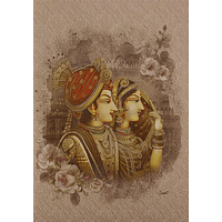 Hindu Wedding Cards - HWC-19242