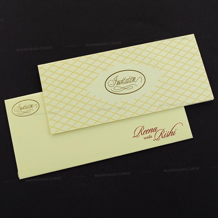 test Sikh Wedding Cards - SWC-17312