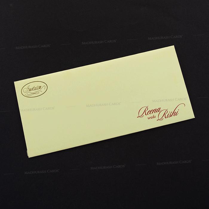 Sikh Wedding Cards - SWC-17312 - 3