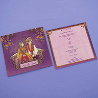 Engagement Invitations - EC-19760