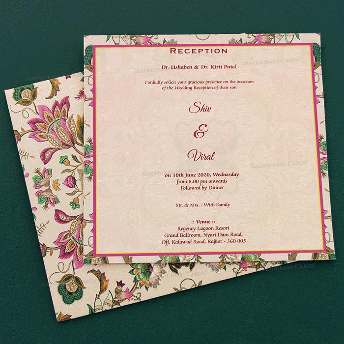 test Bridal Shower Invitations - BSI-19759