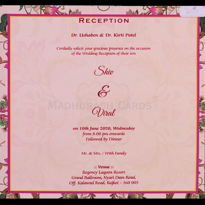 Bridal Shower Invitations - BSI-19759 - 3