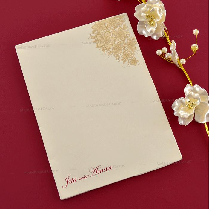 Sikh Wedding Cards - SWC-19078 - 3