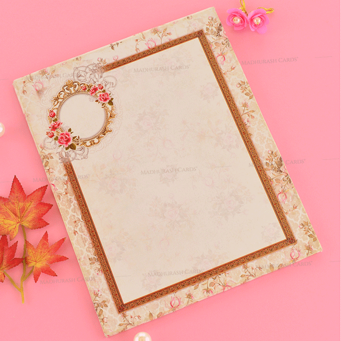 Sikh Wedding Cards - SWC-19099 - 3