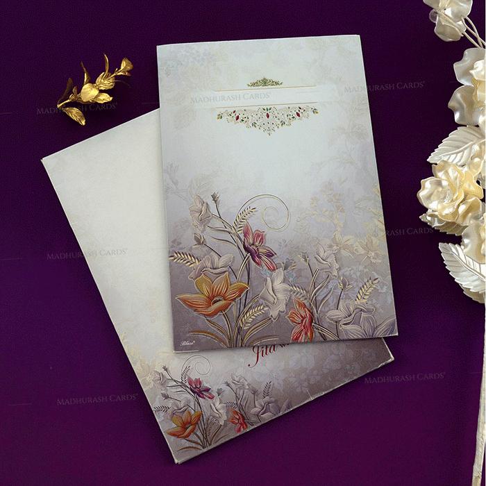 test Hindu Wedding Cards - HWC-19148