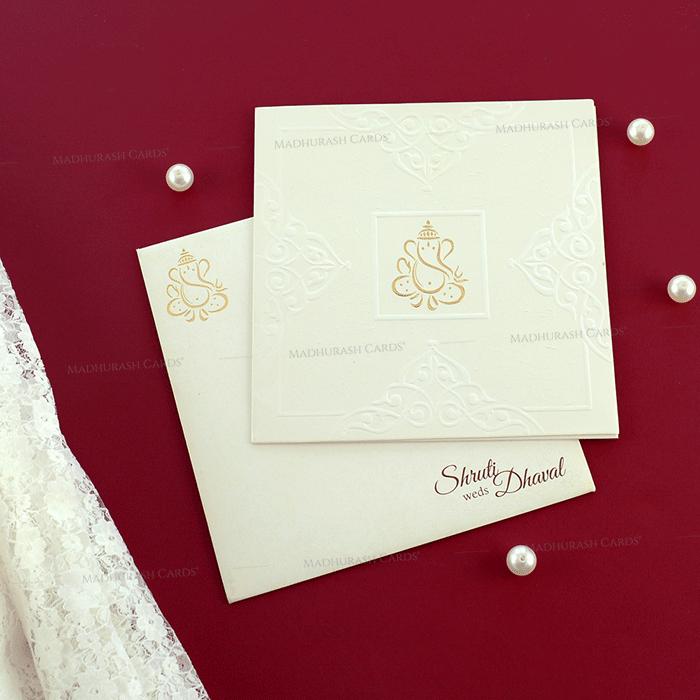 test Hindu Wedding Cards - HWC-19162