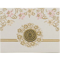 Designer Wedding Cards - DWC-19187