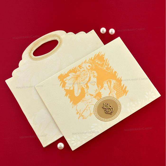 test Designer Wedding Cards - DWC-19188