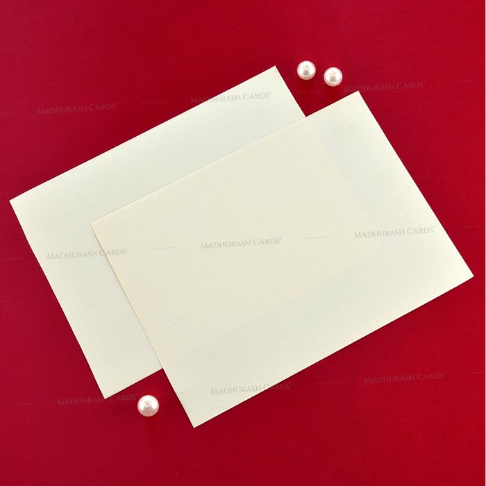 Designer Wedding Cards - DWC-19188 - 5