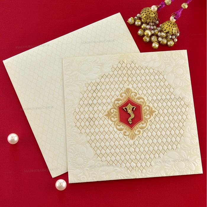 test Hindu Wedding Cards - HWC-19196