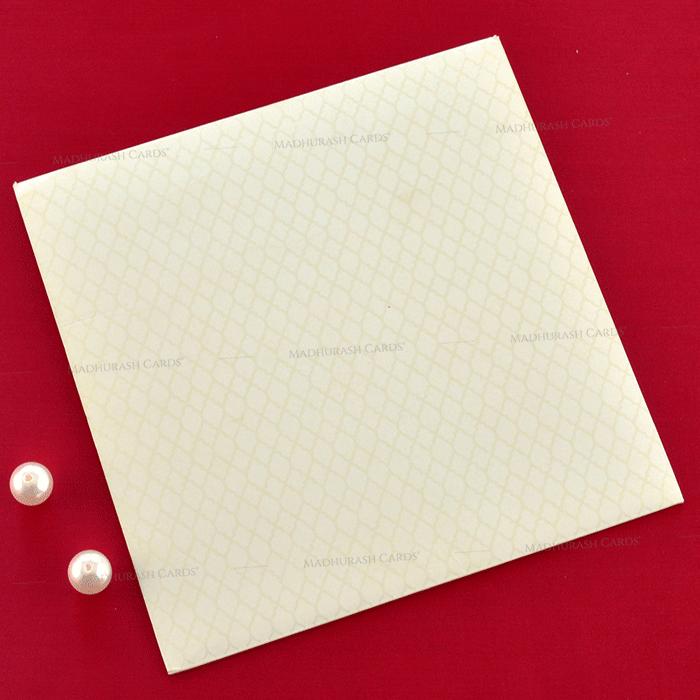 Hindu Wedding Cards - HWC-19196 - 3