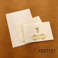 Designer Wedding Cards - DWC-19211