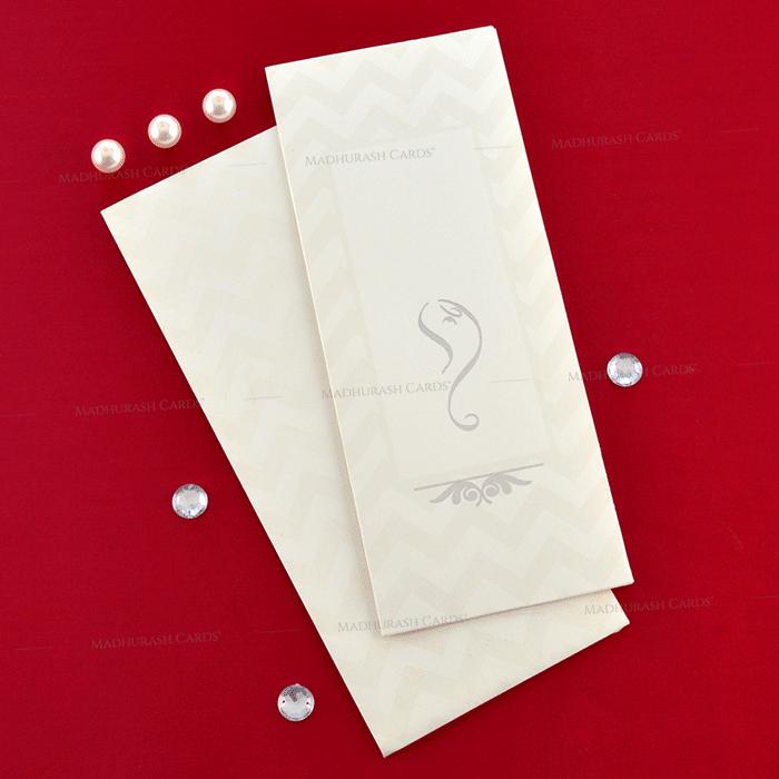 Hindu Wedding Cards - HWC-19212