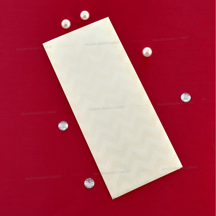 Designer Wedding Cards - DWC-19212 - 3