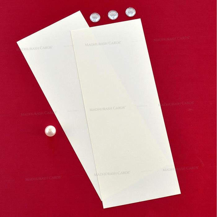 Designer Wedding Cards - DWC-19212 - 5