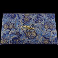 Fabric Wedding Cards - FWI-7021