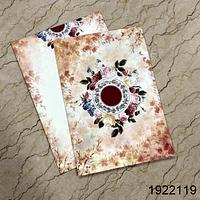 Sikh Wedding Cards - SWC-19221