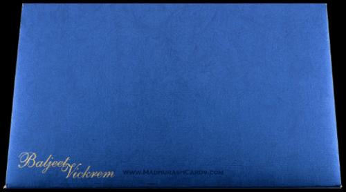 Hard Bound Wedding Cards - HBC-7021 - 3