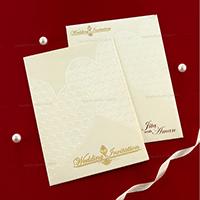 Muslim Wedding Cards - MWC-19230
