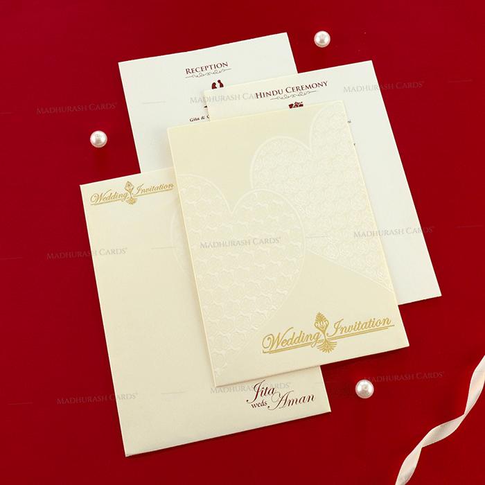 Sikh Wedding Cards - SWC-19230 - 4