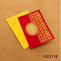 Designer Wedding Cards - DWC-19231