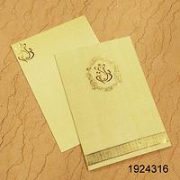 Designer Wedding Cards - DWC-19243