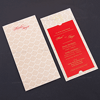 Bar & Bat-Mitzvah Invites - BBMC-19764
